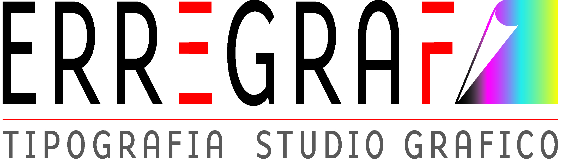 Erregraf SRLS Tipografia Studio Grafico